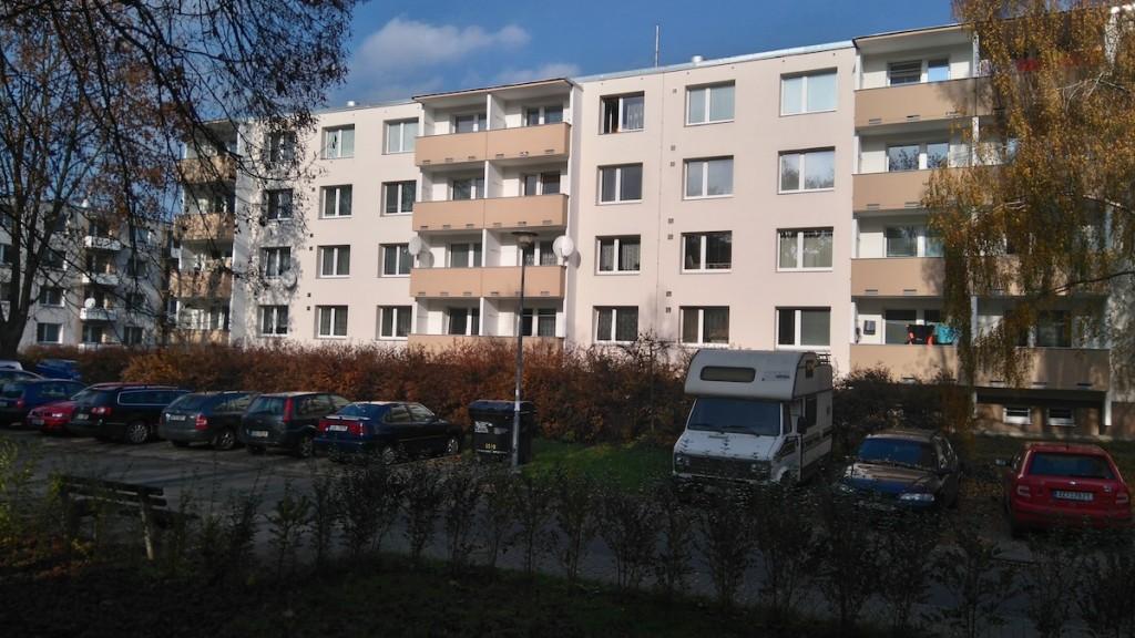 ul. Dřevnická 4128 – 4133