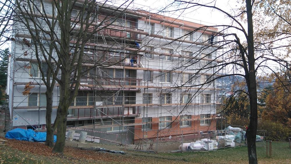 BD Slunečná 4561, Zlín